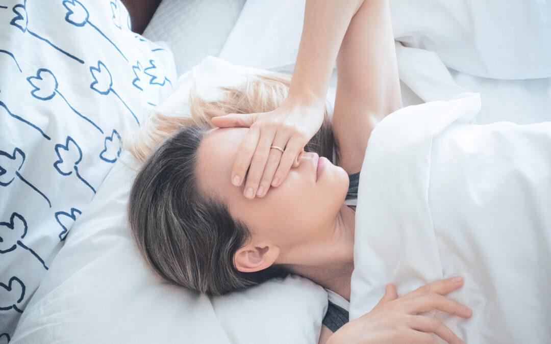 Insomnio: duermo mal y no sé por qué. Causas y soluciones